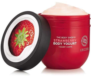 The Body Shop Epres Testjoghurt