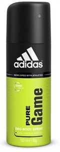 Adidas Pure Game Deo Spray