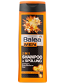 Balea Men Power Effect 2in1 Sampon és Balzsam