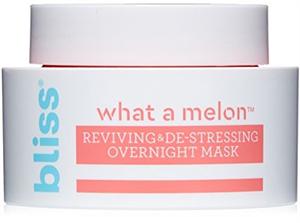 Bliss What A Melon De-Stressing Overnight Mask