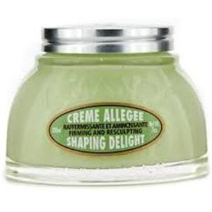 L'Occitane Creme Allegee Shaping Delight Feszesítő Testápolókrém