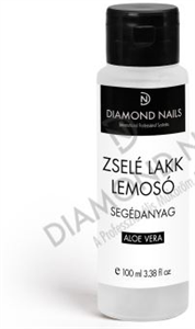 Diamond Nails Zselé Lakk Lemosó Segédanyag Aloe Vera