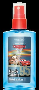 Oriflame Disney Cars Testpermet