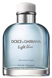 Dolce & Gabbana Light Blue Swimming In Lipari EDT