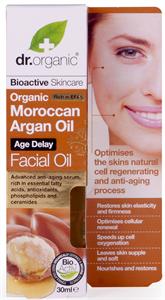 dr. Organic Arcápoló Olaj Marokkói Bio Argán Olajjal