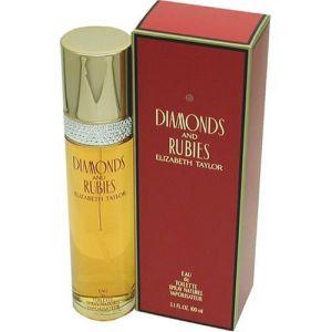 Elizabeth Taylor Diamonds And Rubies EDT