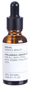 Evolve Organic Beauty Hyaluronsavas Szérum