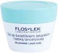 Floslek Laboratorium Szemkörnyék Ápoló Gél Útifűvel és Orvosi Szemvidítóval
