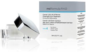 MD Formula P.H.D Caviar Lux Firm & Revive Overnight Szemkörnyéki Szérum