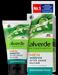 Alverde Men Sensitiv After Shave Balsam