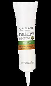 Oriflame Nature Secrets Hajolaj Búzával és Kókusszal