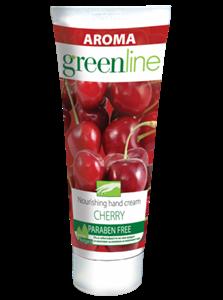Aroma Greenline Nourishing Hand Cream Cherry