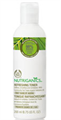 The Body Shop Nutriganics Refreshing Toner