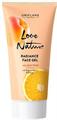 Oriflame Love Nature Radiance Arczselé Organikus Sárgabarackkal és Naranccsal