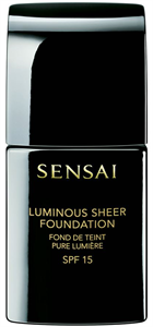 Sensai Luminous Sheer Foundation SPF15