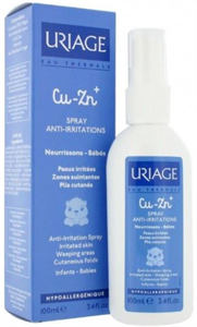 Uriage Baba Cu-Zn+ Spray