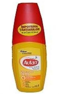 Autan Protection Plus Szúnyogriasztó Pumpás Spray