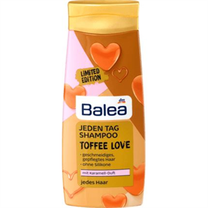 Balea Jeden Tag Toffee Love Sampon