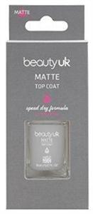 Beauty UK Nail Care Matt Fedőlakk
