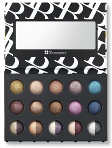 BH Cosmetics Baked & Beautiful 20 Color Baked Eyeshadow Palette