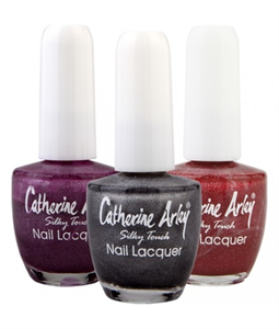 Catherine Arley Silky Touch Nail Lacquer