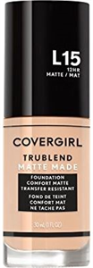 Covergirl TruBlend Matte Made Liquid Foundation