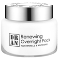 D'RAN Renewing Overnight Pack