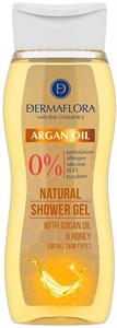 Dermaflora 0% Tusfürdő Argan Oil & honey