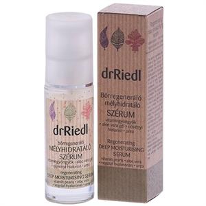 drRiedl Bőrregeneráló Hatású Mélyhidratáló Szérum