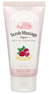 Etude House Sunshine Spoon Scrub Massage Yogurt