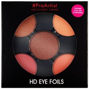 Freedom Makeup Pro Artist HD Eye Foils Eyeshadow Pack