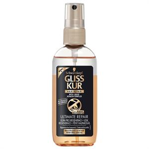 Gliss Kur Ultimate Repair Regenerálás + Fény Hajpakolás