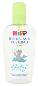 HiPP Babysanft Habfürdő Buborékfújóval