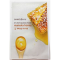 Innisfree It's Real Squeeze Mask - Manuka Honey