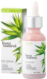 InstaNatural Eye Serum