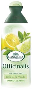 L'Angelica Officinalis Energetizáló Tusfürdő Gél