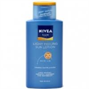 Nivea Light Feeling Sun Lotion