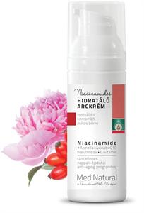 Medinatural Niacinamidos Hidratáló Krém
