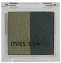 Miss Sporty Kétrészes Szemhéjpúder