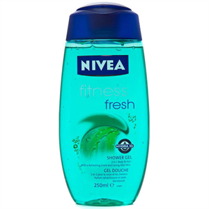Nivea Fitness Fresh Tusfürdő