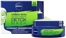Nivea Urban Skin Good Night Detox Éjszakai Arcmaszk