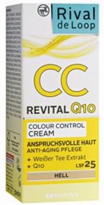 Rival de Loop CC Revital Q10 SPF25