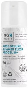 Nagora Rose Deluxe Summer Elixír 30+ Arcgél