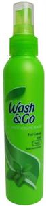 Wash&Go Volumennövelő Spray Zsírosodó Hajtípusra