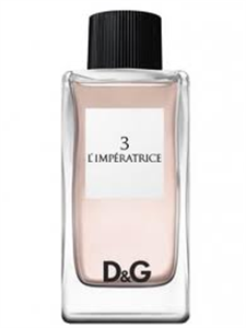 Dolce & Gabbana 3 L'Impératrice