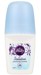 All About Body Sensitive Golyós Dezodor