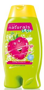 Avon Kids Könnymentes Epres Tusolózselé és Habfürdő