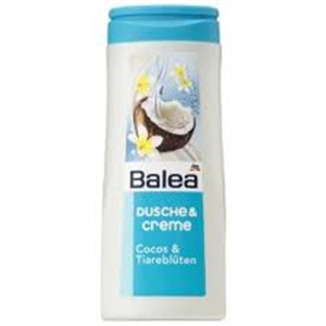 Balea Dusche&Creme Cocos&Tiarablüten Tusfürdő