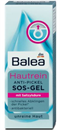 Balea Hautrein Antibakteriális SOS Gél Pattanások Ellen
