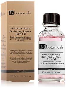 dr Botanicals Moroccan Rose Restoring Senses Testolaj